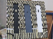 BLACK N WHITE │ 2010 │ Oils on canvas
