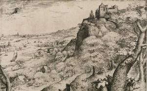 Pītr Brŕhl ɖ Eldr │ Đ RABITHUNT │ 1560 │ Ečñ