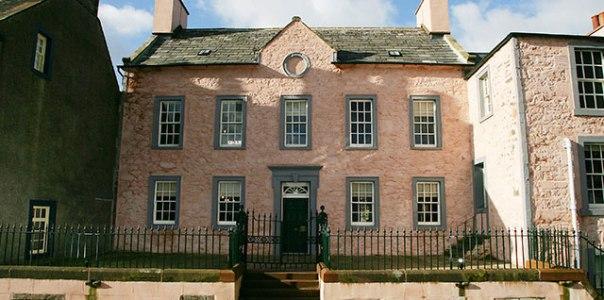 Broughton House, Kirkcudbright