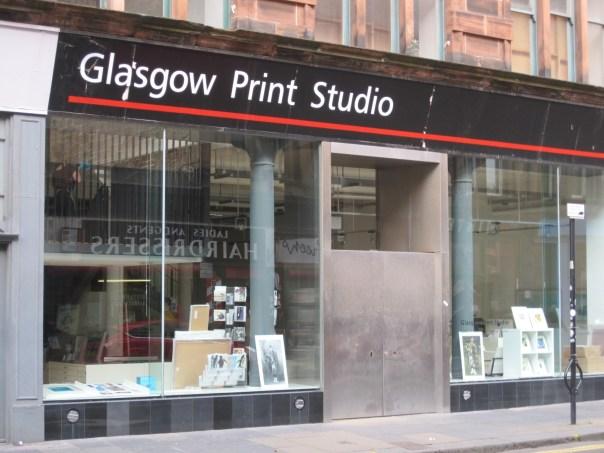 Glasgow Print Studio