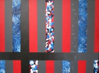 IN THE BEGINNING │ 2003 │ Acrylics on canvas │ 76 x 102 cm