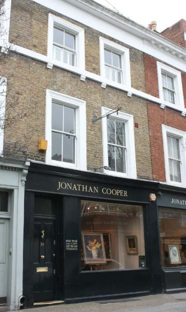 Jonathan Cooper, SW10