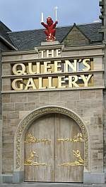 Queens Gallery, Edinburgh