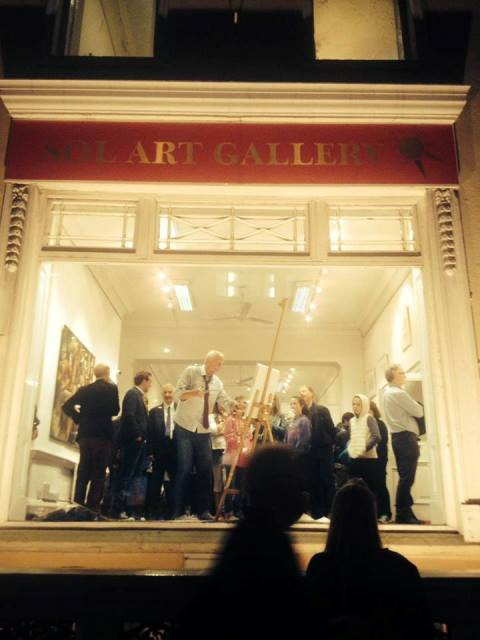 Sol Art Gallery, Dublin