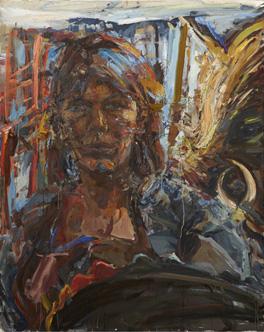 'The Artist' Catherine Goodman. 2014