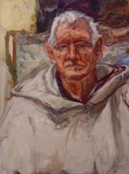 Dennis - oil on canvas