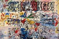 Pushing the boundaries: Supermarkets, 1976 / Pic: The Estate of Sigmar Polke
