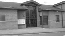 Salvation Army Church, Upper Well Street │ 2013