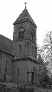 Anglican Chapel, London Road Cemetery. Grade II listed │ 2013