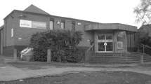 Bethel Evangelical Church, Spon End. (Old one burnt down.) │ 2013
