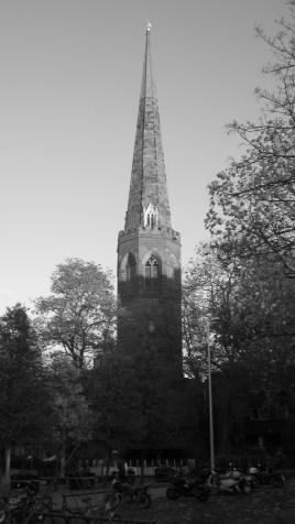 Christ Church (old), Union Street. Grade II* listed │ 2013