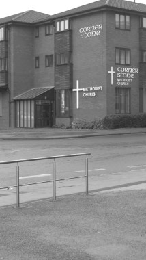 Cornerstone Methodist Church, Stoney Stanton Road │ 2013
