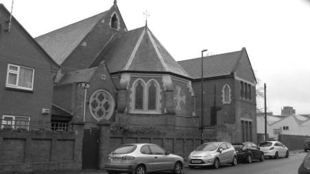 St Mary Roman Catholic Church, Raglan Street, Hillfields │ 2013