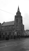 Stoney Stanton Road Methodist Church (old), subsequently mosque │ 2013