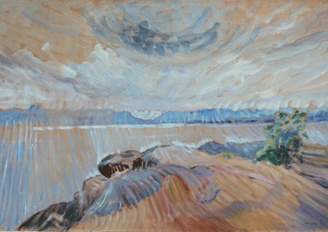 'Cosmic power': Sea and Sky, c1936 by Emily Carr. Photograph: Art Gallery of Greater Victoria
