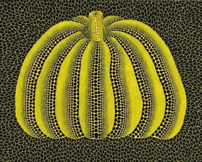 PUMPKIN [KUER], 2013 Acrylic on canvas 130.3 x 162 cm 51 1/4 x 63 3/4 in (KUSA 944).