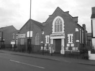 Aldermans Green Free Methodist Church, Aldermans Green Road │ 2014