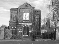 Bethel United Apostolic Church, Station Street West │ 2014
