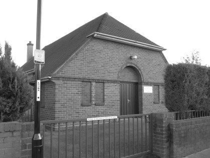 Brethren's Meeting Room, Macdonald Road │ 2014