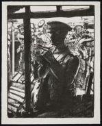 KENNINGTON, Eric Henri. The Gas Mask (1917)
