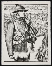 KENNINGTON, Eric Henri. Ready for Service (1917)