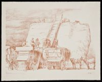 ROTHENSTEIN, William. Threshing (1917)
