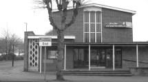 Hearsall Baptist Church │ 2013