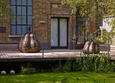 Installation View, Yayoi Kusama, Pumpkins, Gallery I, Victoria Miro, 16 Wharf Road, London N1 7RW, 2014