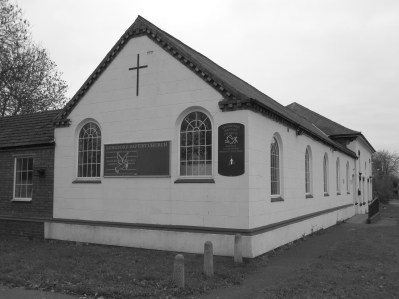 Longford Baptist Church (new), 2013