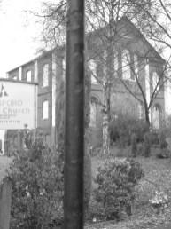 Longford Baptist Church (old), 2013