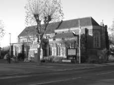 St Barbara's Anglican Church, Rochester Road, Earlsdon │ 2014