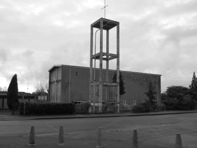 St Chad's Anglican Church, Hillmorton Road, Wood End │ 2014