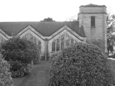 St James Anglican Church, Knoll Drive, Styvechall. Grade II listed │ 2013