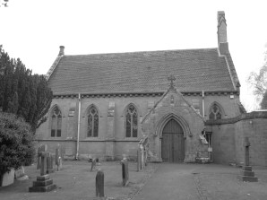 St John Baptist Anglican Church, Westwood Heath Road, Westwood Heath │ 2014