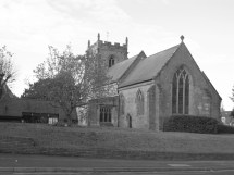 St Mary the Virgin Anglican Church, Hall Lane, Walsgrave on Sowe. Grade II* listed │ 2014