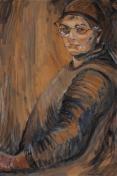 Self-portrait, 1938-39. Photograph: National Gallery of Canada, Ottawa