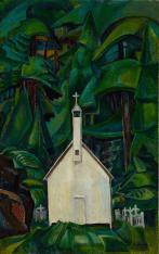 Indian Church, 1929. Photograph: Art Gallery of Ontario