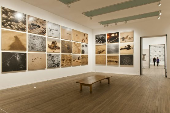 Installation view of 'Conflict, Time, Photography' at Tate Modern. Photo: © Tate Photography