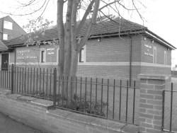Kingdom Hall of Jehovah's Witnesses, Holyhead Road │ 2014