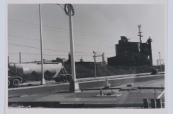 Untitled (Industrial, 17:15), 1986-90. Archival silver gelatin print, 23 5/16 x 19 inches