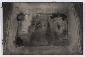 Far Close, N.D. Watercolour, 14 5/16 x 12 1/2 inches