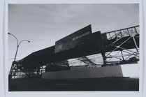 Untitled (Industrial, New York), 1999-2000. Archival silver gelatin print, 23 5/16 x 19 inches
