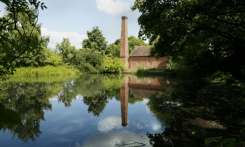Sarehole Mill, near the hamlet of Sarehole, Birmingham, where Tolkien grew up. Photograph: David Mansell