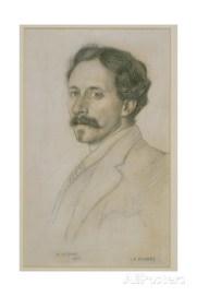 Portrait of Charles Robert Ashbee (1863-1942), 1903