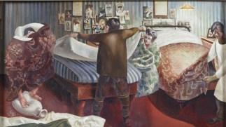 'Bedmaking' (1927-32