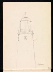 Lighthouse, Stradbroke Road, Southwold, Suffolk 1897