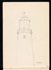 Lighthouse, Stradbroke Road, Southwold, Suffolk 1897