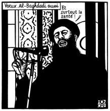 Honoré, Charlie Hebdo