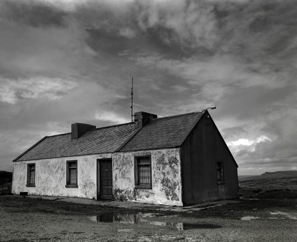 White House, from The Big Sky Series, 2014