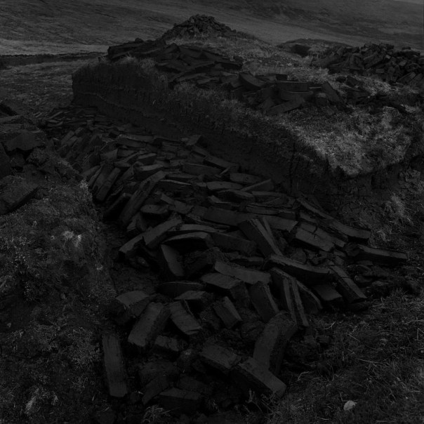 Cut Bog, Erris, from The Bog Series, 2014